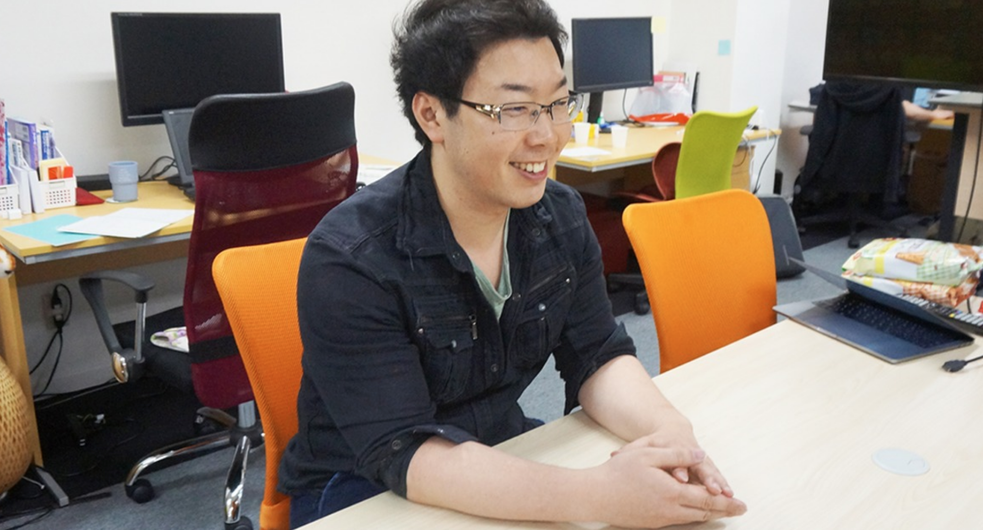 自身で開発したアプリは30個以上!福岡で塾講師をしていた中原さんが、AI英会話アプリのエンジニアとして活躍するまでの道のり